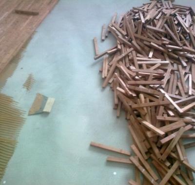 Dřevěné podlahy masivní