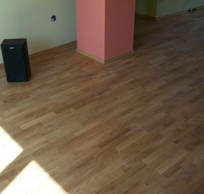 Dřevěné podlahy třívrstvé